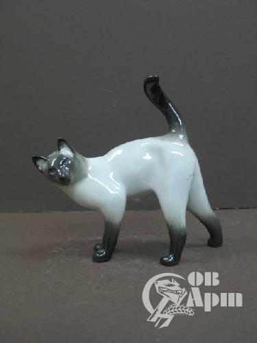 "Скульптура ""Сиамская кошка"""