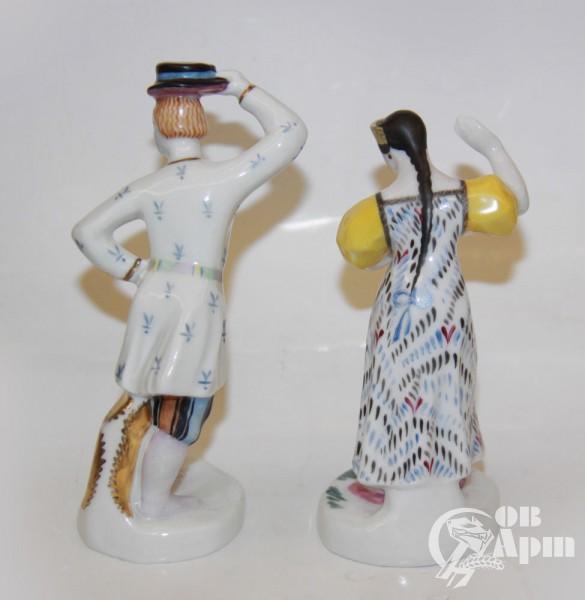 """Скульптура """"Танцующая пара"""""""