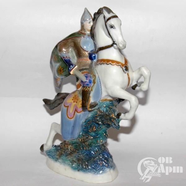 "Скульптура ""Всадник на коне"" (""Руслан"")"