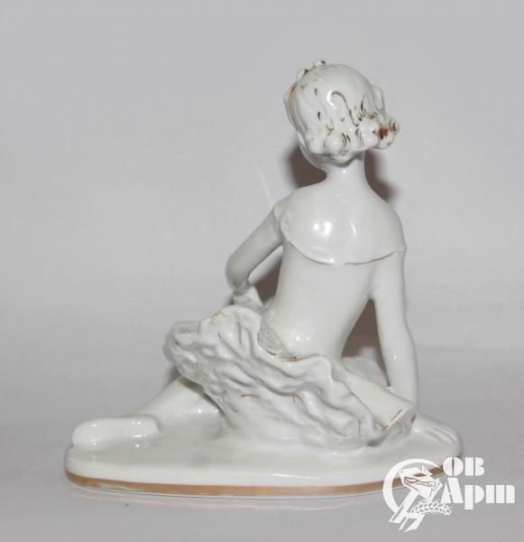 "Скульптура ""Юная балерина"" (""Машенька"")"