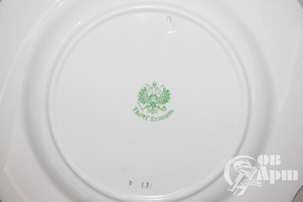"""Тарелки обеденные и десертные """"Сирень"""""""