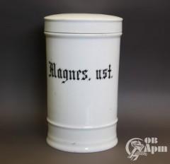 "Аптечная колба ""Magnes. ust."""