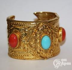 Браслет в византийском стиле