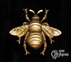 "Брошь ""Пчела"" Joseff"