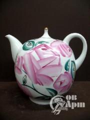 """Чайник """"Розы"""""""