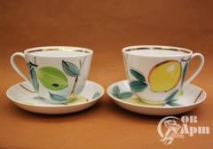 """Чайные пары """"Лимоны"""""""