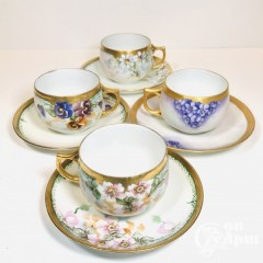 Чайные пары « Садовые цветы»