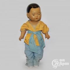 """Детская игрушка-кукла """"Мальчик-азиат"""""""