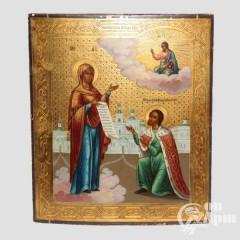 Икона «Боголюбская пресвятая Богородица»