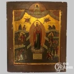 """Икона """"Всех Скорбящих Радость"""""""