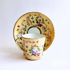 Кофейная пара завода Попова
