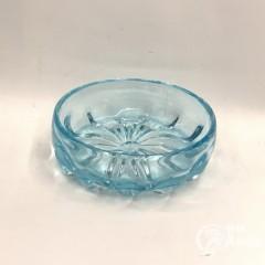 Конфетница гутное стекло