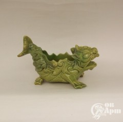 Конфетница в виде дракона