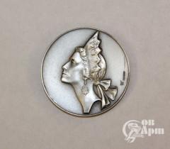 Медаль с изображением Майи Плисецкой
