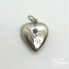 """Медальон """"Сердце"""""""