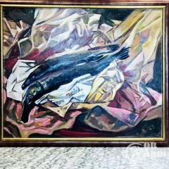 Межиров Ю.А. «Натюрморт с монетой и щукой»