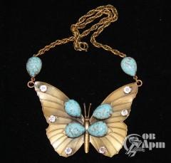 """Ожерелье """"Бабочка"""""""