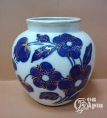 """Пара ваз""""Синие цветы"""""""