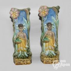 Парные вазочки «Островитяне»
