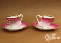 Пары чайные в виде ракушек