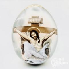 Пасхальное яйцо «Распятие Христа»