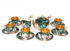 Сервиз чайный А.Г.Попов 14 предметов