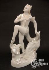 """Скульптура """"Балерина-кошка"""""""