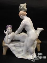 """Скульптура """"Банька"""""""