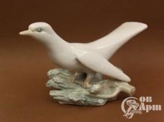 """Скульптура """"Чайка на ветке"""""""