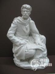 """Скульптура """"И.В. Сталин в ссылке (1902г.)"""""""