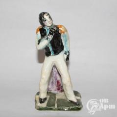 """Скульптура """"Майкл Джексон"""", фаянс, Артамонова"""