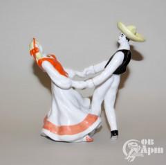 """Скульптура """"Мексиканский танец"""""""