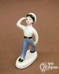 """Скульптура """"Морячок"""""""