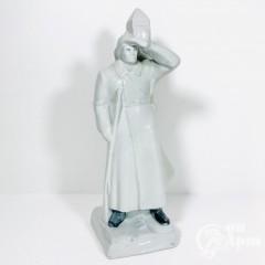 """Скульптура """"Пограничник"""""""