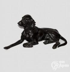 """Скульптура """"Собака-поинтер"""""""