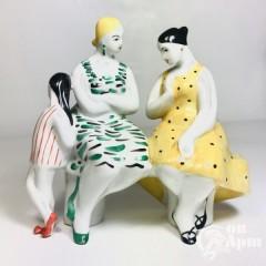 """Скульптура """"Сплетницы"""""""