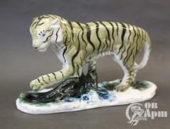 "Скульптура ""Тигр"""