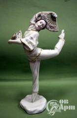 """Скульптура"""" Уланова в партии Тао-Хоа в балете """"Красный мак"""" Р.Глиэра"""""""