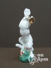 """Скульптура """"Заяц трубач"""""""