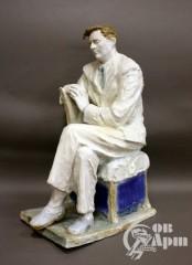 Скульптурный портрет Д.Шостаковича