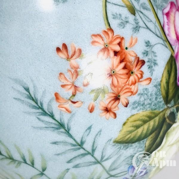 Ваза «Букет роз» Императорский фарфоровый завод