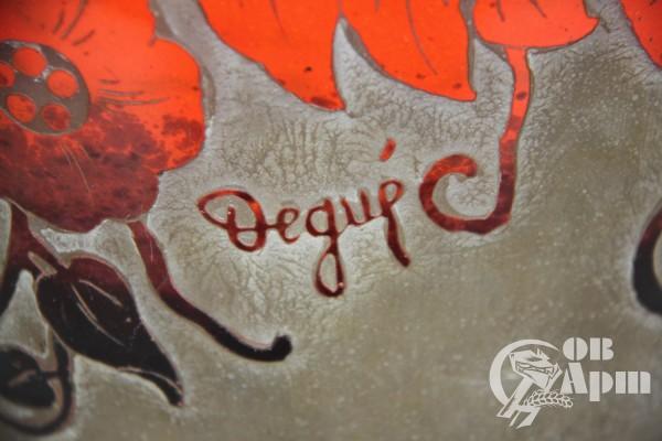 Ваза с цветами фирмы Degue