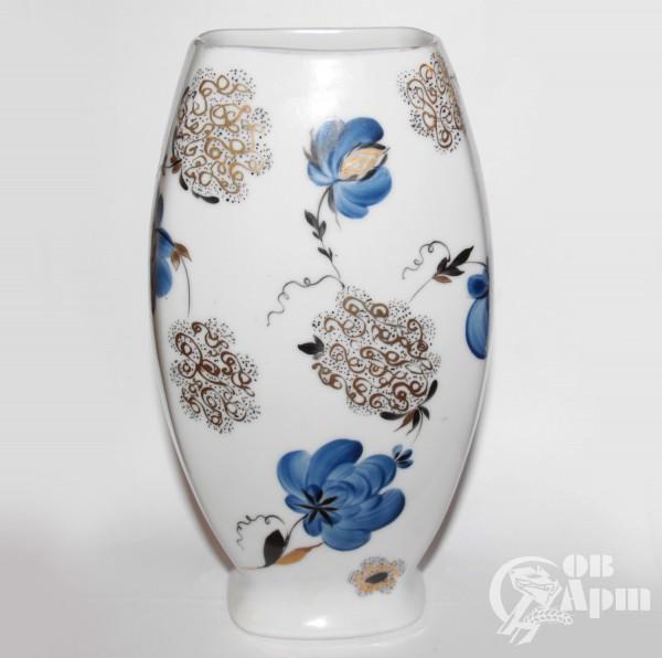 """Вазочка  """"Синие цветы"""" (""""Крути-верти"""")"""