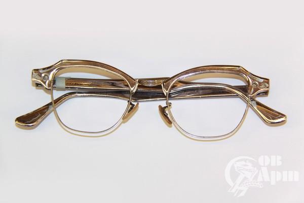 Винтажные женские очки Bausch & Lomb