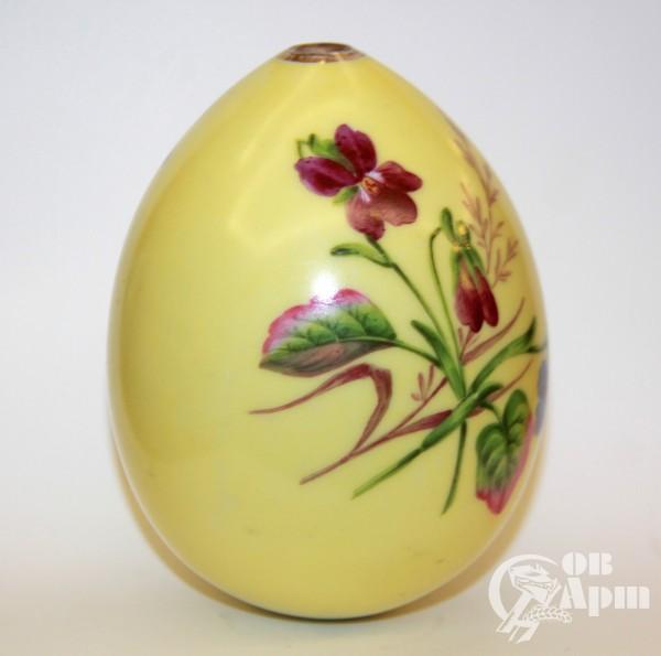"""Яйцо пасхальное """"Цветы"""""""