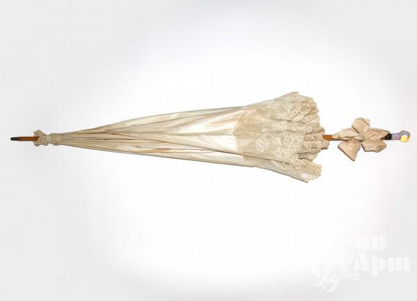 Зонт шелковый