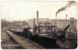 Фарфоровая фабрика Карла Якоба Ессена (J.K. Jessen) г. Рига