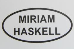 Мириам Хаскел (Miriam Haskell)