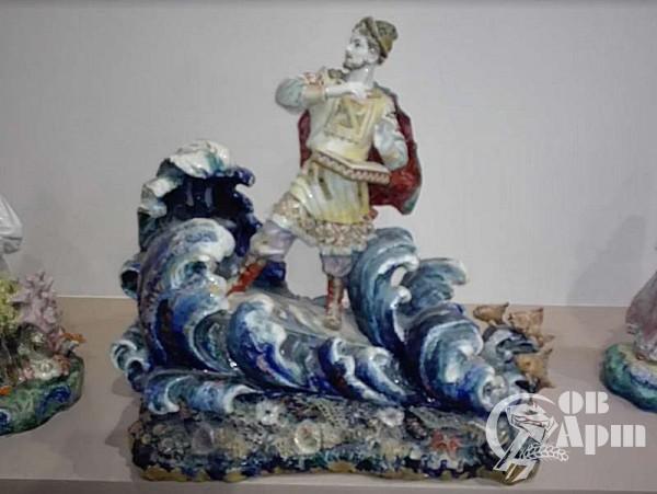 Выставка «Театр в советском фарфоре» откроется в Коломенском